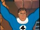 Fantastic Four / Сезон 1 / Серия 2 / Происхождение Фантастической четверки (ч. 2)