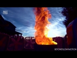 Торнадо из огня в Slo-Mo