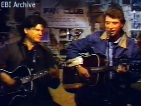 Everly Brothers International Archive : Don Everly Johnny Hallyday - Nashville Blues (1984)