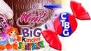 WinX very very BIG Kinder Surprise 2018 funny Unpacking |CTBG| Cartoon Toys Baby Game
