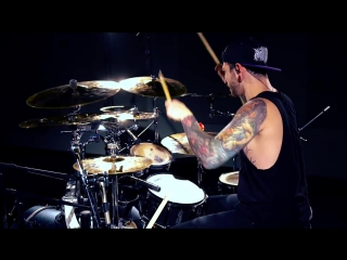 SIGNS OF THE SWARM - COWARDS DEATHBED [OFFICIAL DRUM PLAYTHROUGH] (2017) SW EXCLUSIVE