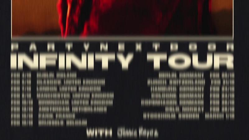 Промо-видео к «Infinity Tour»