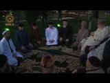 Накануне я пригласил  на ифтар всеми  уважаемых богословов и  моих старших родственников.