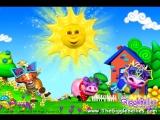 Mr. Sun, Sun, Mister Golden Sun Nursery Rhymes GiggleBellies