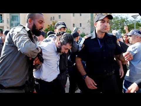 Συλλήψεις σε διαδήλωση στην Ιερουσαλήμ