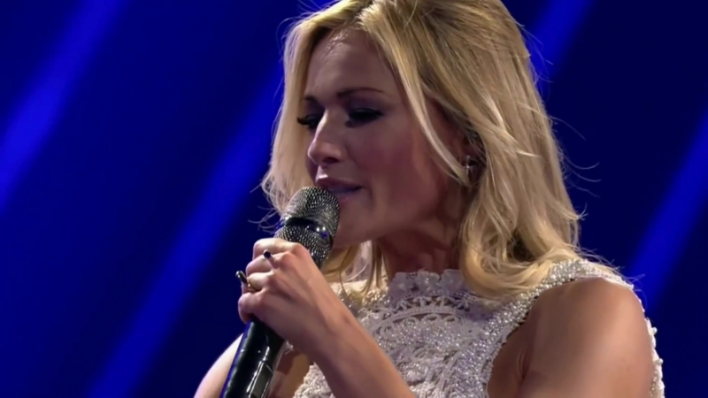 Celine Tam Helene Fischer - Amazing DUET Interview ¦ You Raise Me Up ¦ Die Helene Fischer Show