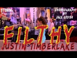 DASHA & MALAYA & VLADA | Justin Timberlake - Filthy | Choreography by Jake Kodish