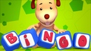 BINGO | 3D Nursery Rhymes | Baby Songs | Childrens Kids Video by Farmees