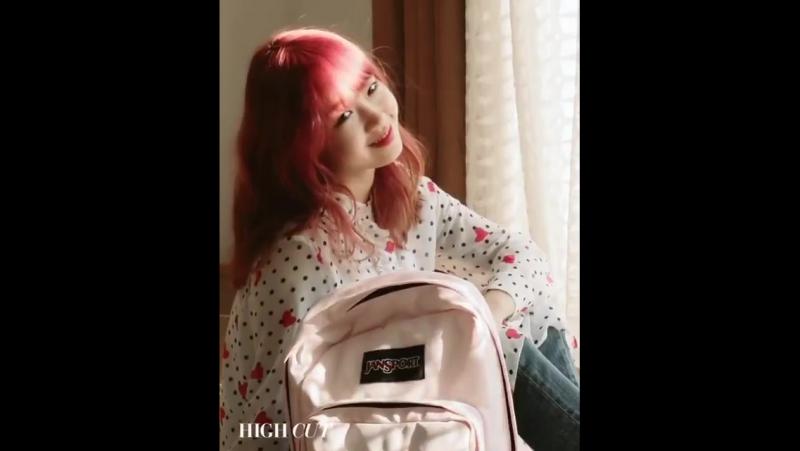 [SNS] highcutstar update with Yoojung