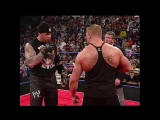 The Undertaker Confronts Brock Lesnar Smackdown 09.25.2003