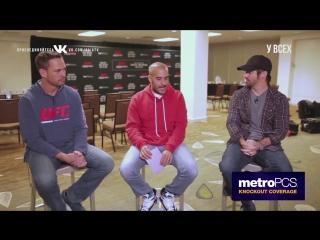 UFC 219 Watch List. Cyborg vs Holm