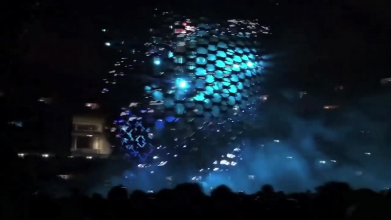 U2 Zooropa (360° Live From Baltimore) [Multicam 720p By Mek with U22s Audio]