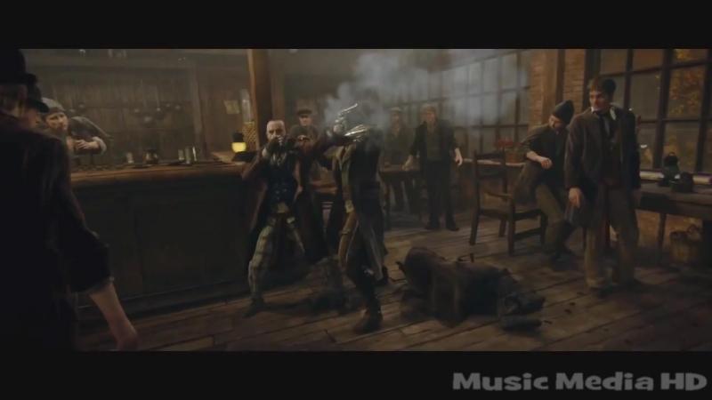 Нарезка трейлеров игр 2015 года Music Video