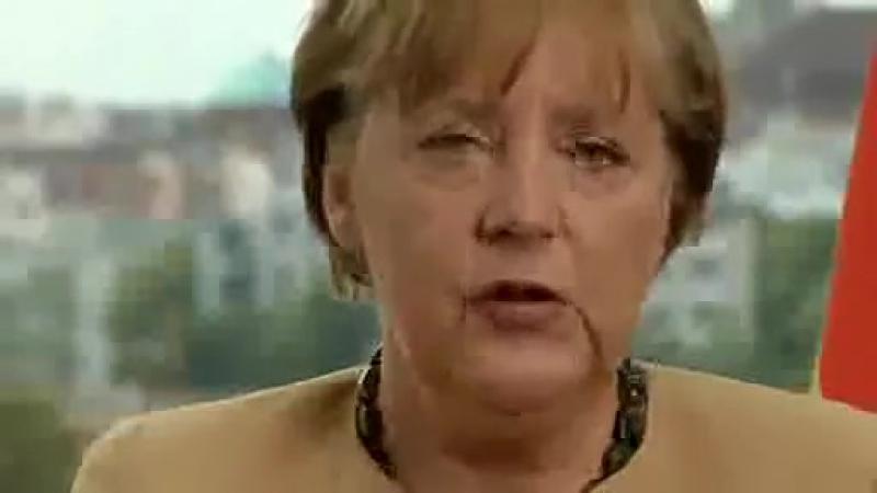 Merkel - Straftaten junger Migranten müssen akzeptiert werden