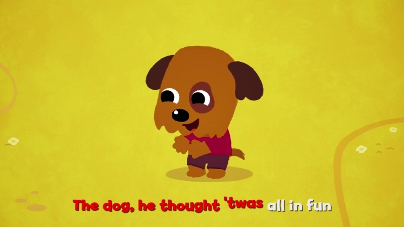 Pop Goes the Weasel with Lyrics _ Music Videos _ BabyFirst TV