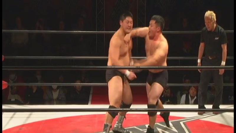 Hideyoshi Kamitani vs. Takuho Kato (BJW - To Was Gat Early)