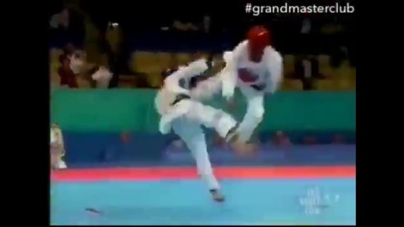 Старая школа Taekwondo 1980s - 2000s часть 2