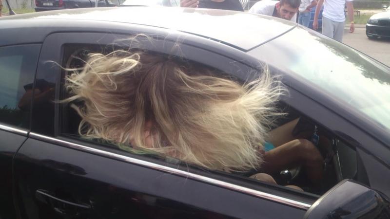 HAIR TRICK - в Опеле Артёма ч.1 Автозвук Жлобин