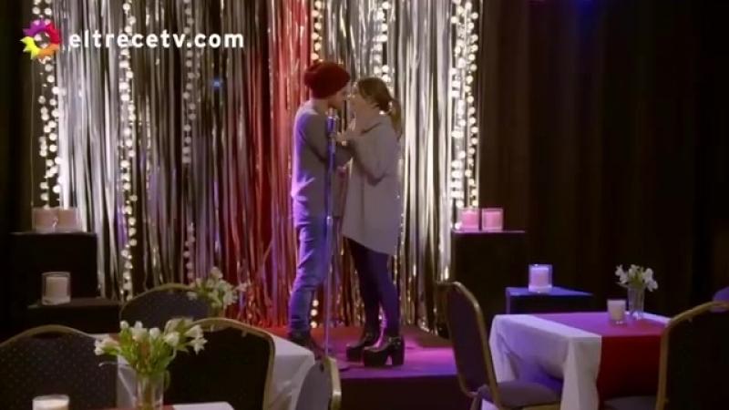 El beso más esperado...¡soñado!