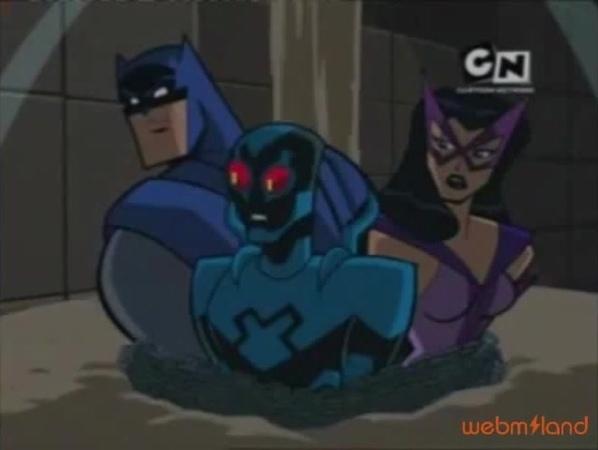Batman's Arrow/Когда дотянулась до стрелы Бэтмена