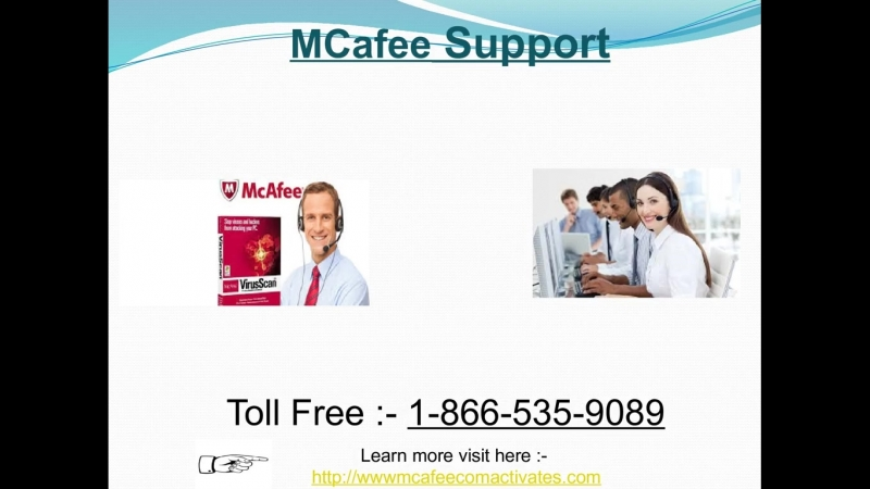 What Are The Advantages Of 1-866-535-9089 McAfee Customer Service?