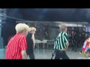 FANCAM 03 07 18 Donghun A C E Take Me Higher @ FACT in STAR