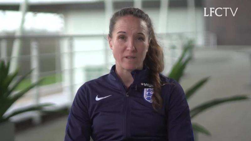 Послание Кэси Стони для женской команды «Ливерпуля»