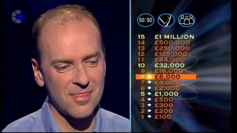 Who Wants to be a Millionaire? (23.04.2005)