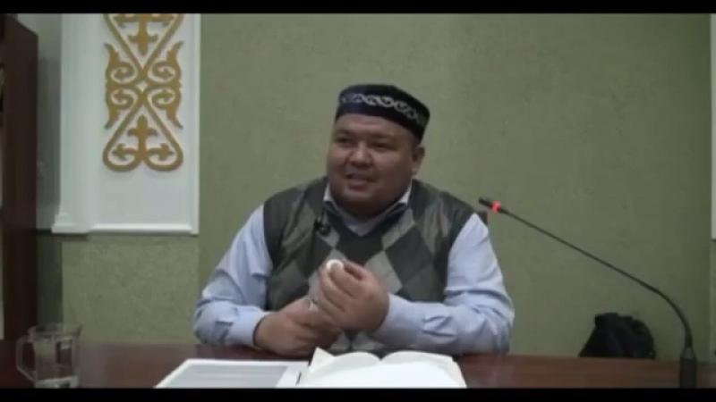 Бауыржан Әлиұлы - Малды мұсылман союы шарт емес