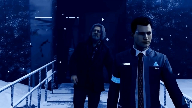 In the end _ connor hank _ detroit_ become human