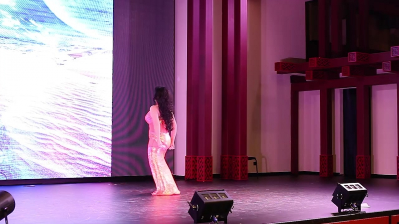 Joumana - --GOLDEN DANCE SHOW Belly Dance PRO ресторан ЦИНЬ (ЛенЭкспо)