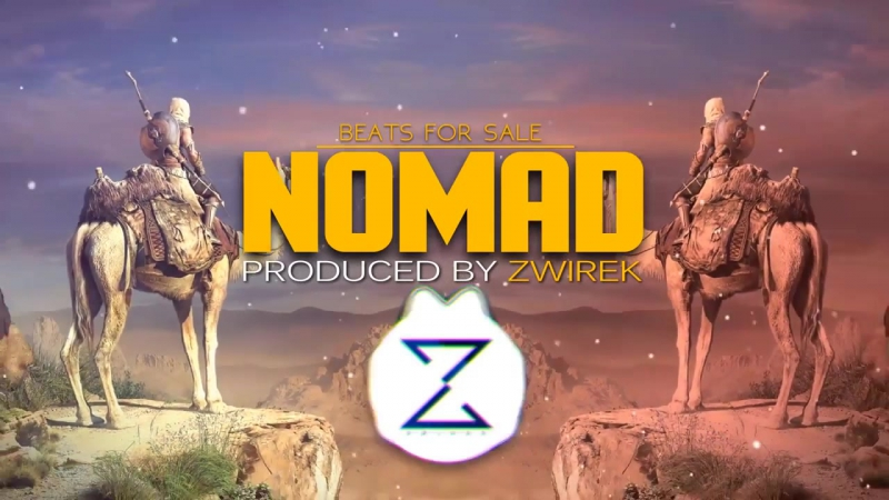 Nomad Arabic Trap Beat Instrumental