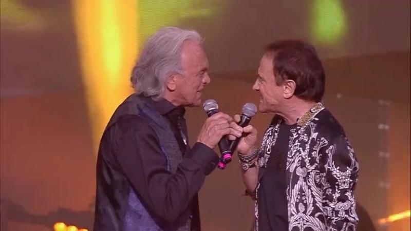 Riccardo Fogli e Roby Facchinetti - Mix Notte a sorpresa, Storie di tutti i giorni 2017