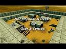 Not Popular Desstr vs Ster Sentex Tanki Online Garder tandem 1