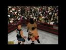 Chris Masters vs The Great Khali vs Triple H vs The Rock