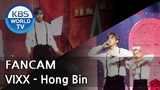 180420 VIXX - Scentist (Hongbin Focus) @ KBS Music Bank