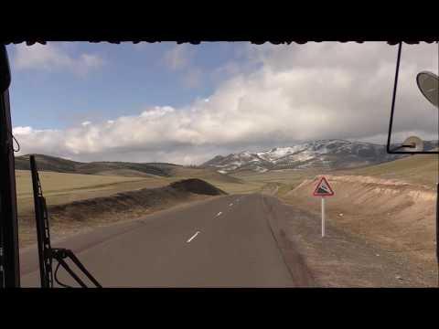 Дорога на Мурэн - 1 ч. Монголия - 14 - (май 2018)