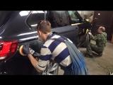 BMW X5 - Финишная полировка