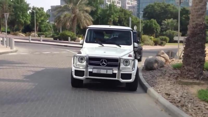 Mercedes-Benz G63. UAE _ DUBAI