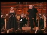 Renee Fleming and Hvorostovsky sing La ci darem from Mozart'sd opera Don Giovanni