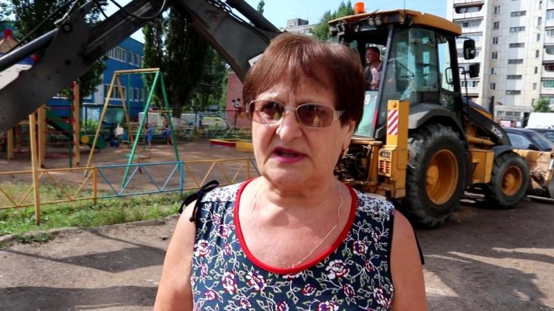 Валентина Саламатина председатель МКД по ул. М. Жукова, 8
