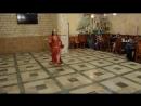 Конкурс Арабского танца Восточная Краса. Смирнова Валерия. Саиди