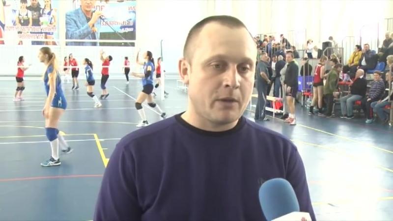 Купинские вести. Финальные соревнования по волейболу среди мужских и женских команд XXXV летних сельских игр Новосибирской облас