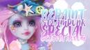 ☽ Moonlight Jewel ☾ Repaint Octavia Aurum Steampunk Collaboration