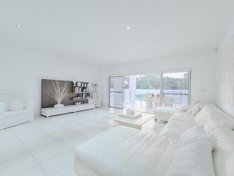 Дом Белое наваждение (White Obsession) в Австралии.