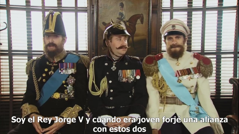 HH First World War Cousins Subtitulado Español