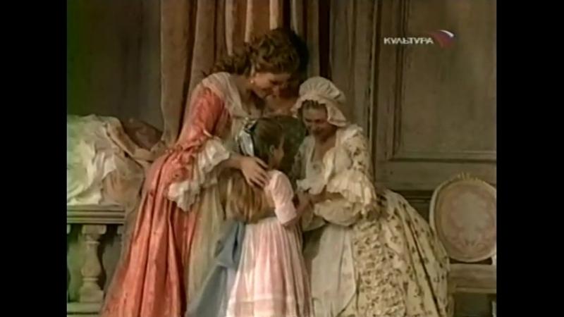 В.А.Моцарт Свадьба Фигаро-1999. Культура-2004 Часть 1
