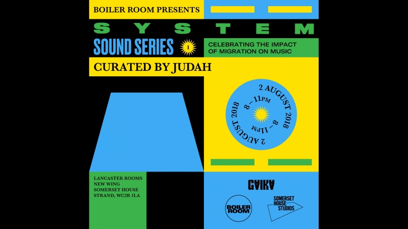 SYSTEM SOUND SERIES JUDAH