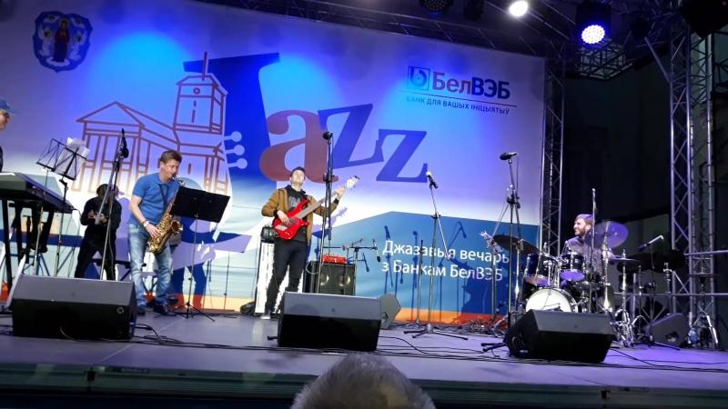 Джаз из Беларуссии.
