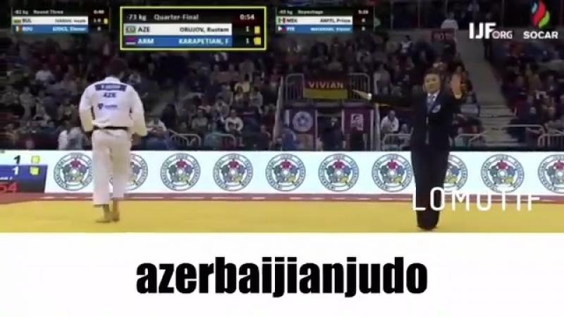 Rustam Orujov Azerbaijan vs Karapetian Ferdinand Armenia